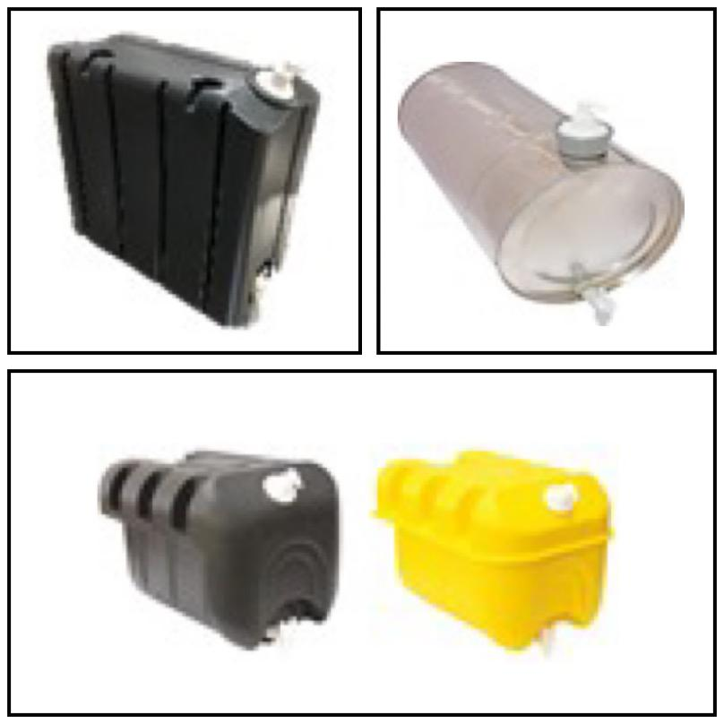 ALKOTEK WATER TANKS