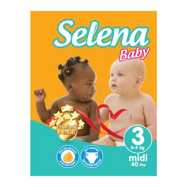 Selena Diaper
