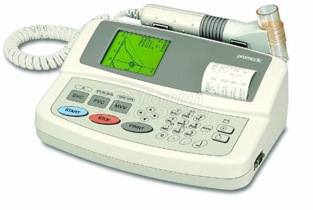 Spirometri Sistemi SPIRO-101