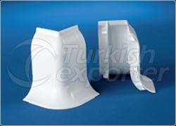 Perfiles de PVC higiénicos