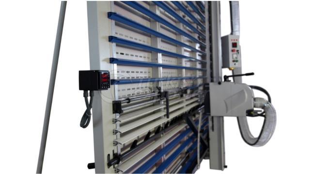 ACP Cutting Machine-CPC Dig. 20*40