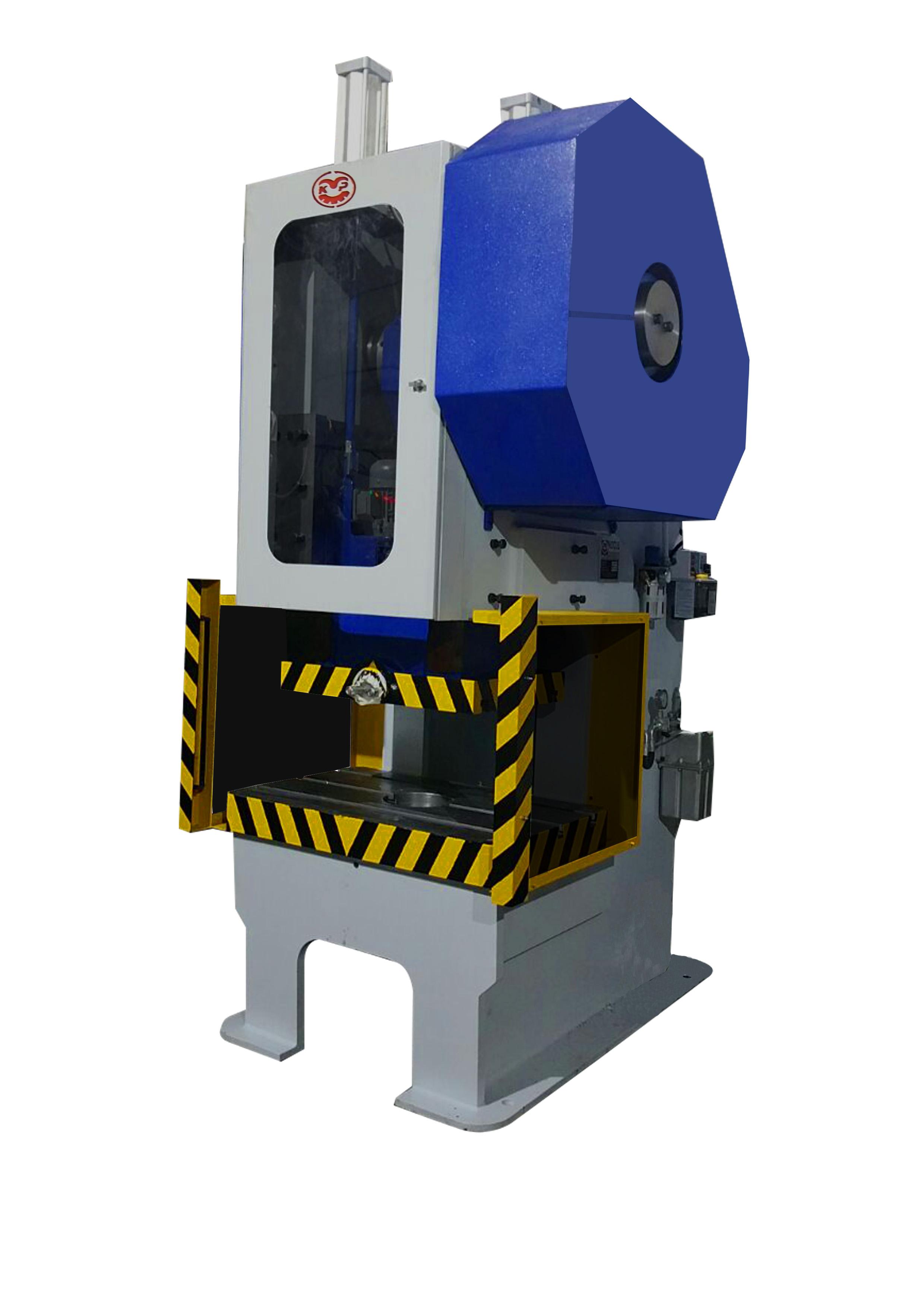 125 TON C TYPE ECCENTRIC PRESS MACHINE