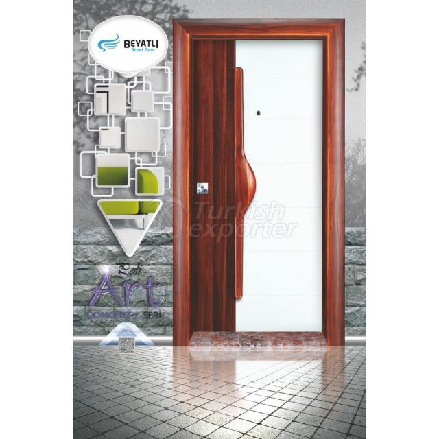 Steel Door - PA 505