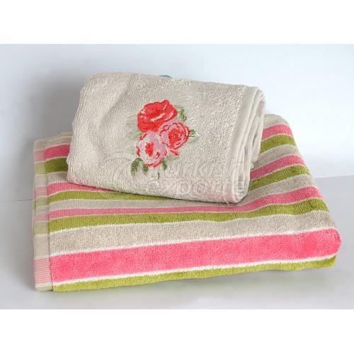 Serviette Cotton Yarndyed - 03004