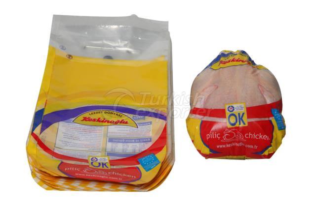 Sacs de poulet