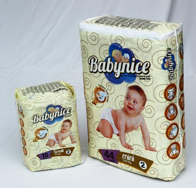 Baby Nice Baby Diaper  * Mini