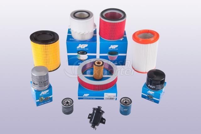 Filters JKP