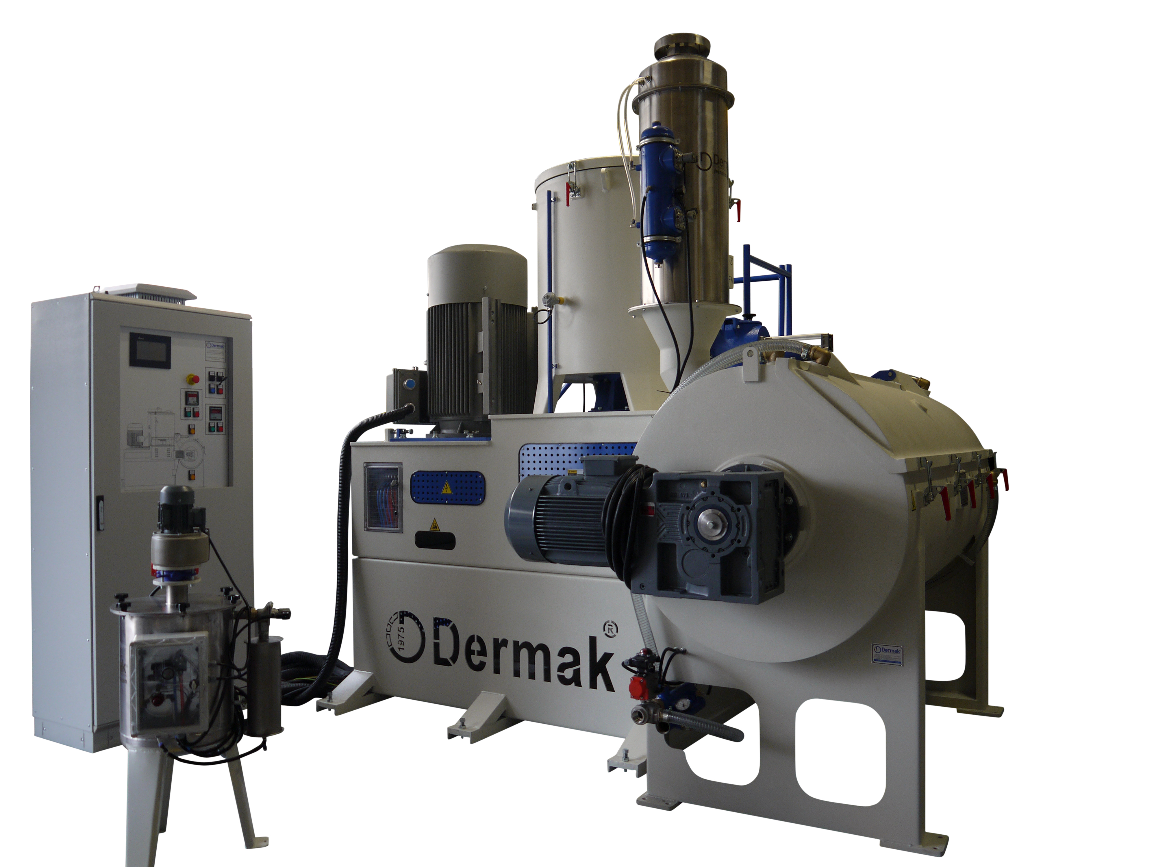 High Speed Turbo Mixer for PVC