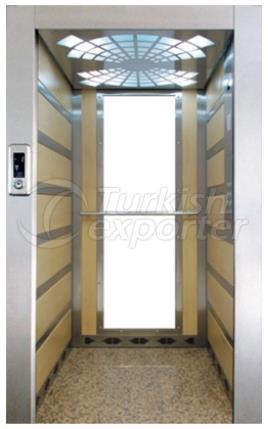 Cabina de ascensor AS200-201