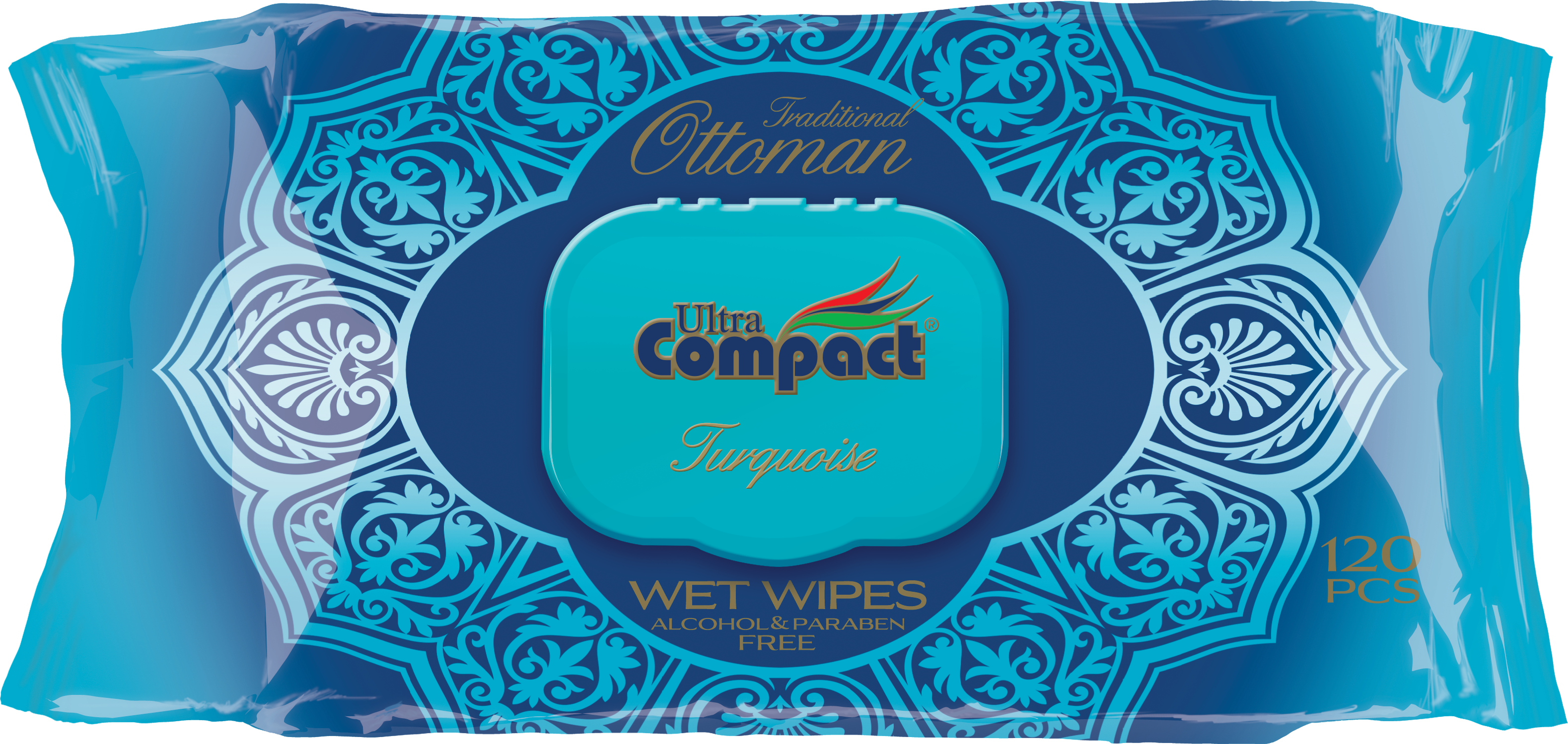 TRADITIONAL OTTOMAN WET WIPES