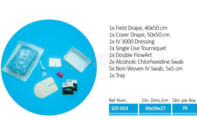 I.V. Cannulation Kit