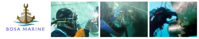 Underwater Repairs