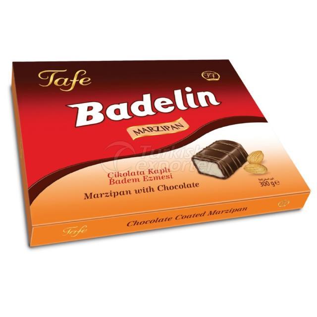 314 code Badelin Marzipan with Chocolate 300g