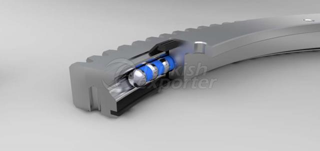 External Gear Bearings