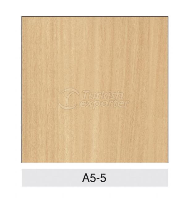 Aplicações de teto suspenso A5-5