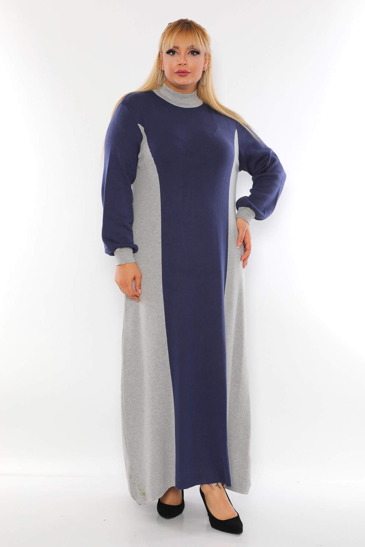 Oversize Tricot Dress T111903