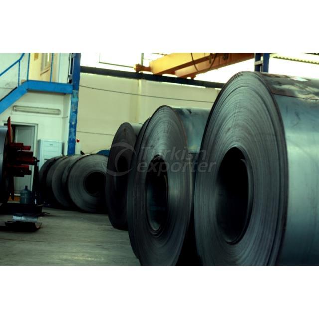 Des produits métalliques