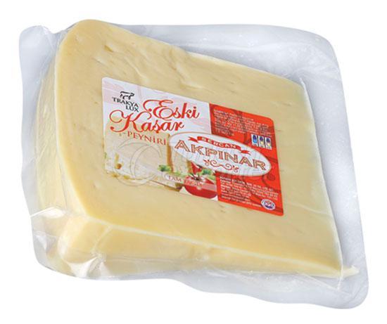 Natured Kashkaval Cheese Trakya 350 GR