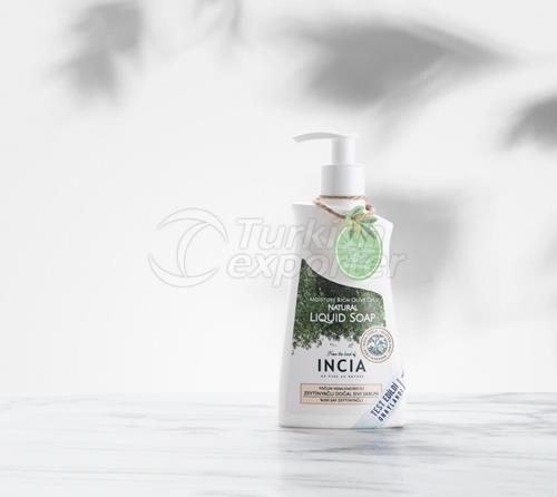 Olive Oil Liquid Soap
