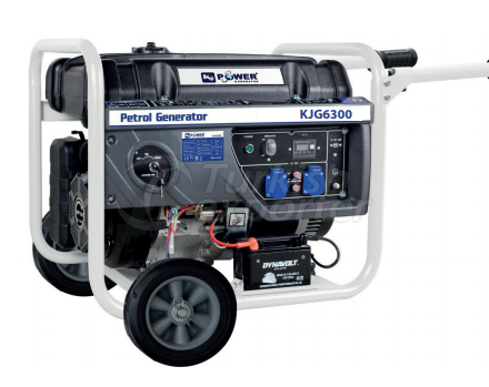 Portable Generators KJG6300