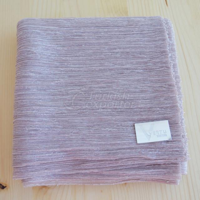 Copper Color Silvery Shawl
