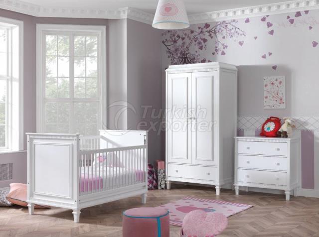 Детская кроватка Hazeran