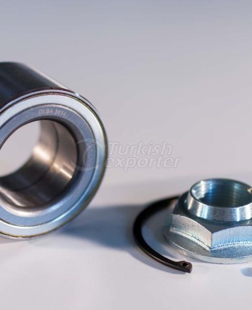 Automotive and Heavy Duty Wheel Bearing Kits