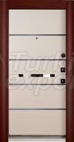 Compax Seri Çelik Kapılar