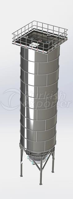 Steel Silo System