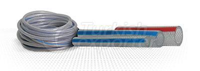 SOR - Super PVC Braided Transparent