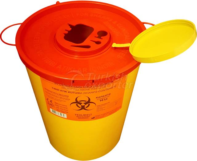 Sharps Container 10 L