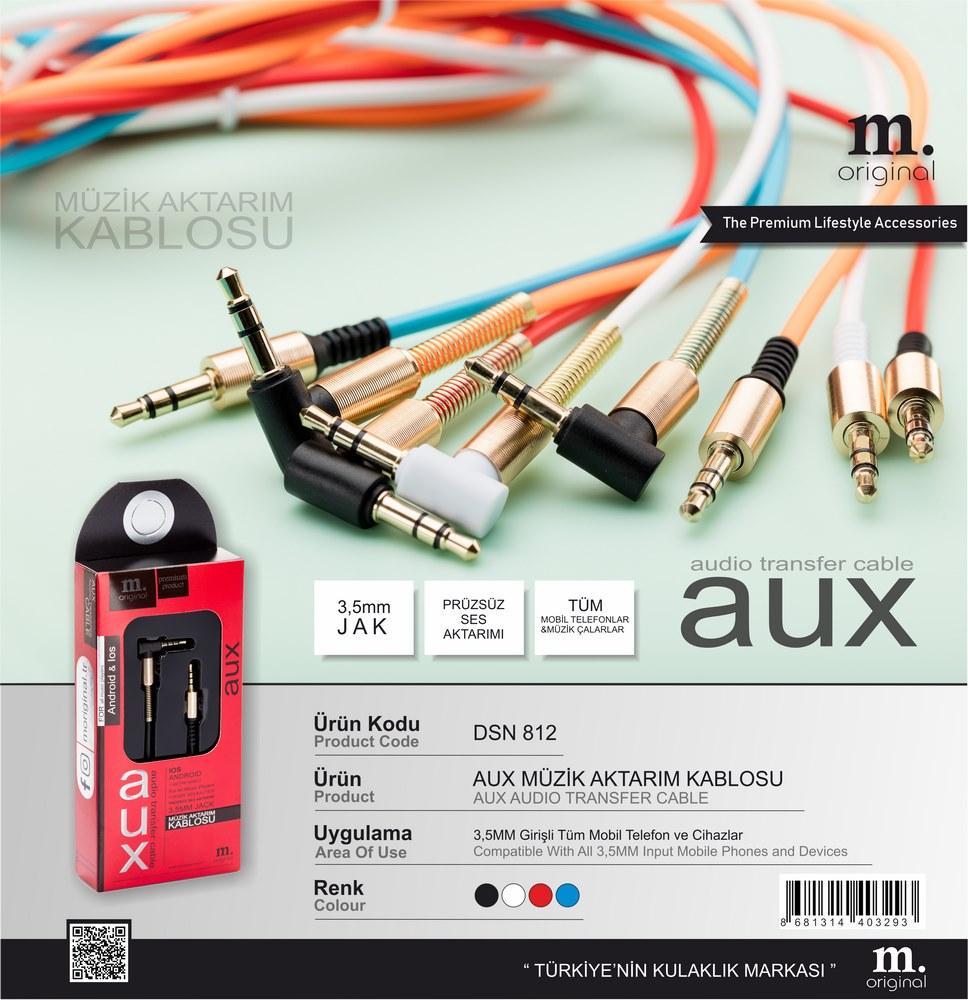 Dsn 812 Aux Audio Transfer Cable