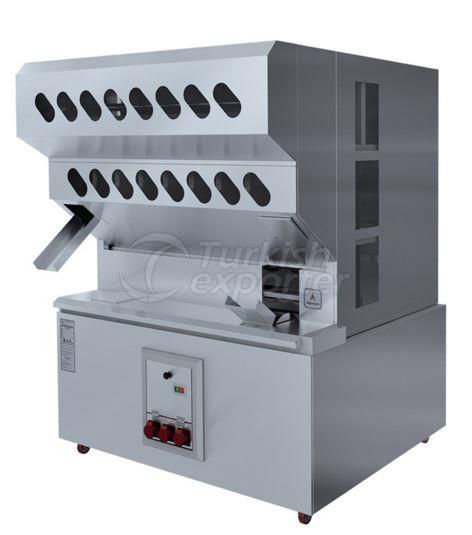Intermediate Dough Proofer Machine