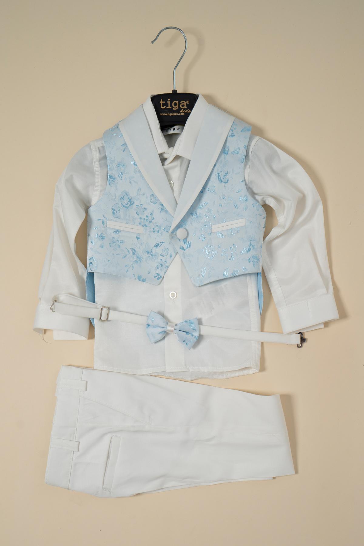 Kids Baby Vest Suit Set