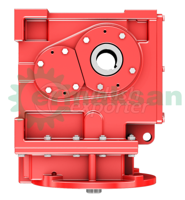 Motor Coupled Helical Gear Reducers