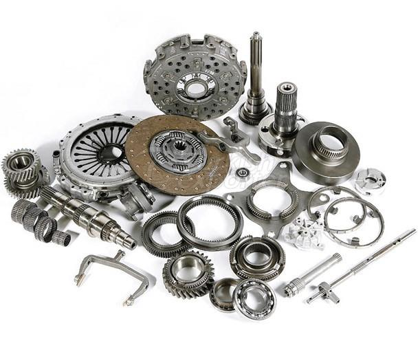 Spare Parts Gearbox