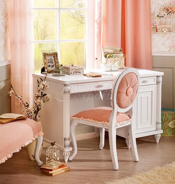 غرفة Romantik للأطفال