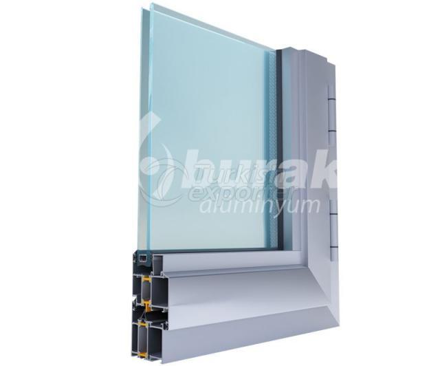 Door and Window Systems BM-55