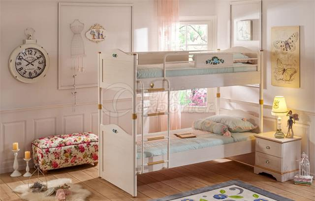 Flora Childrens Room