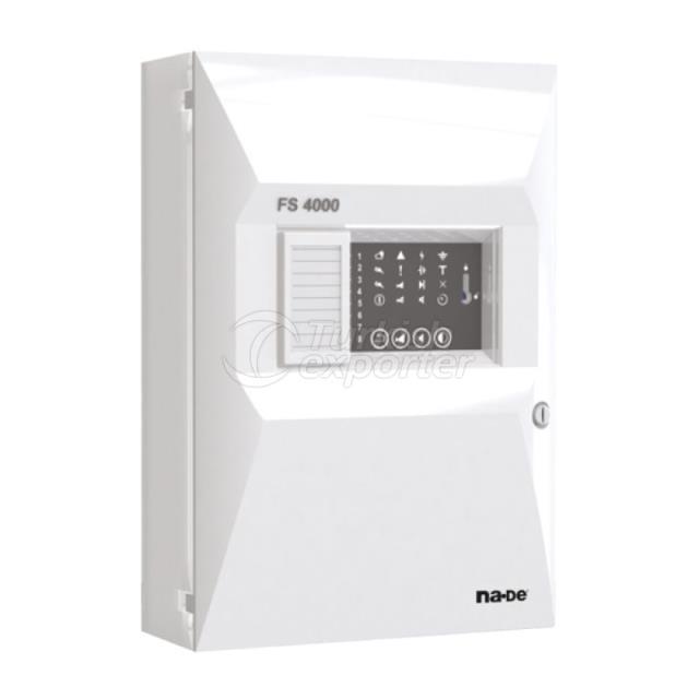 Panneau d'alarme incendie FS4000-2