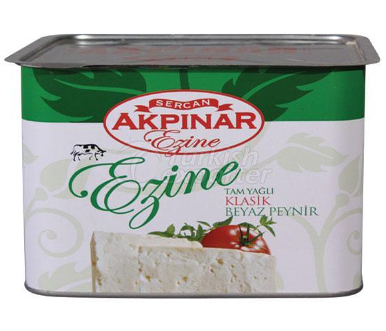 Feta Classical Cow Cheese 3 KG