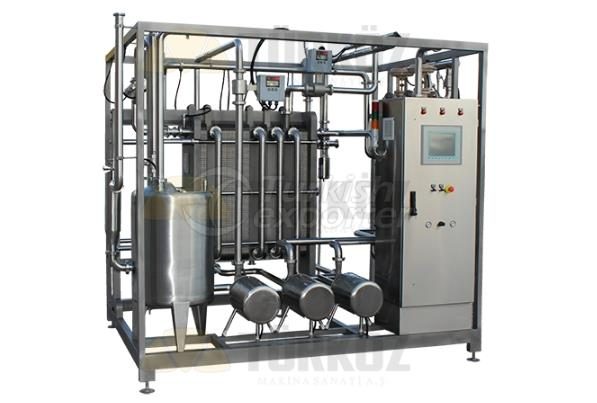 Plate Pasteurizers 10000Lt