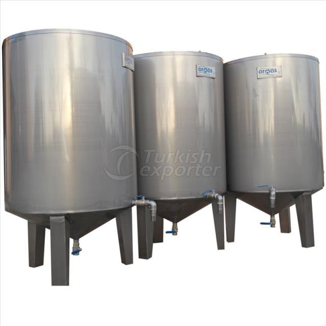 Olive Oil Storage Tank