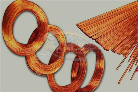 Copper Welding Wires