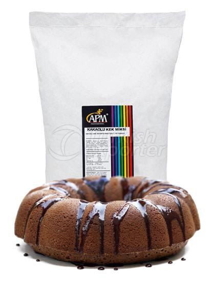 Misturador de bolo de cacau APM