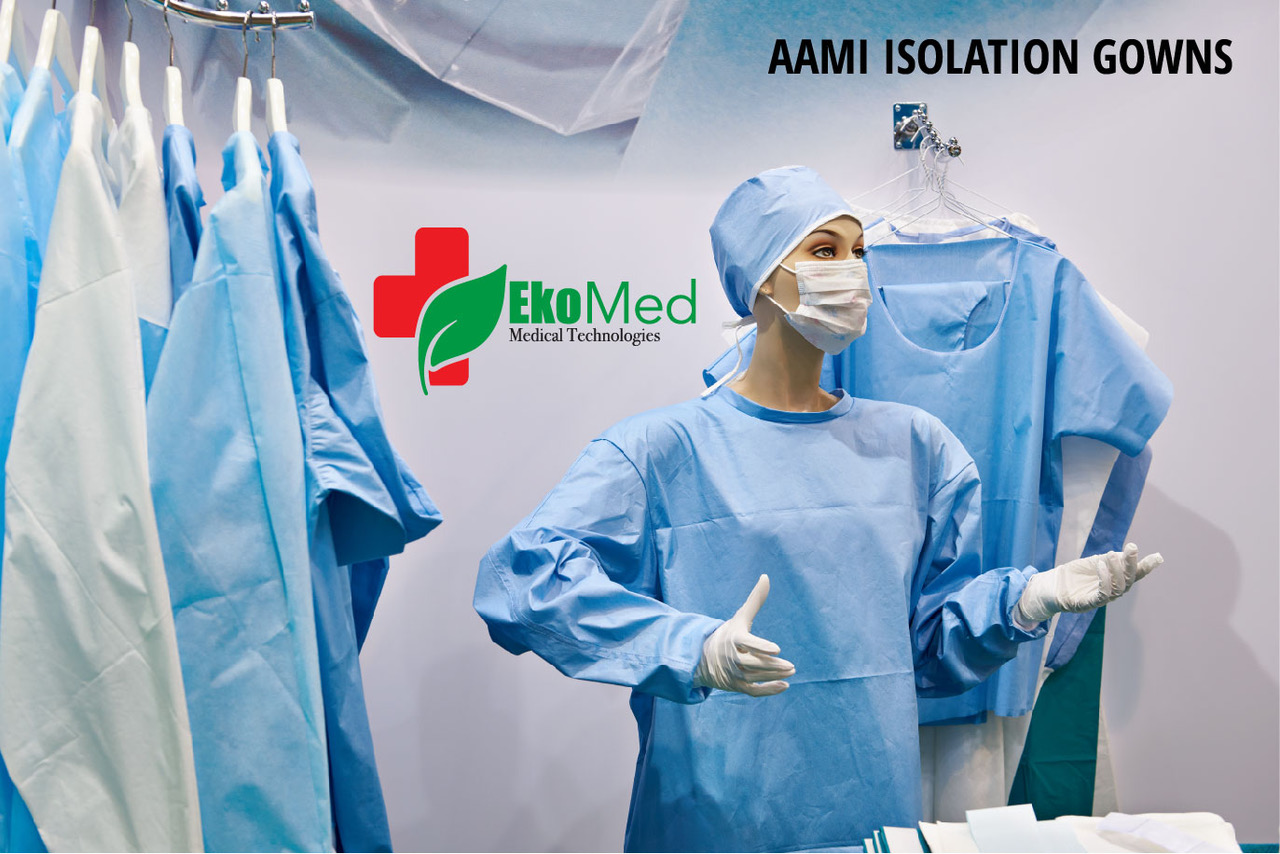 Medical Gown - 1