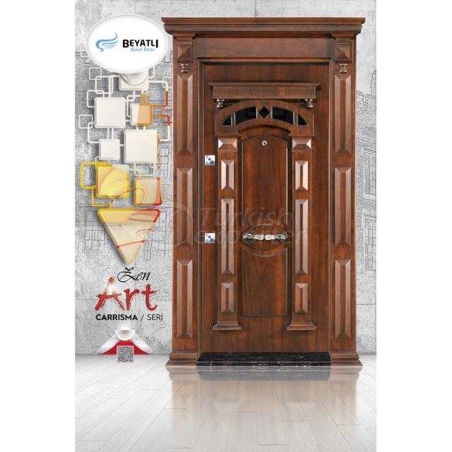 Çelik Kapı - ZA 101