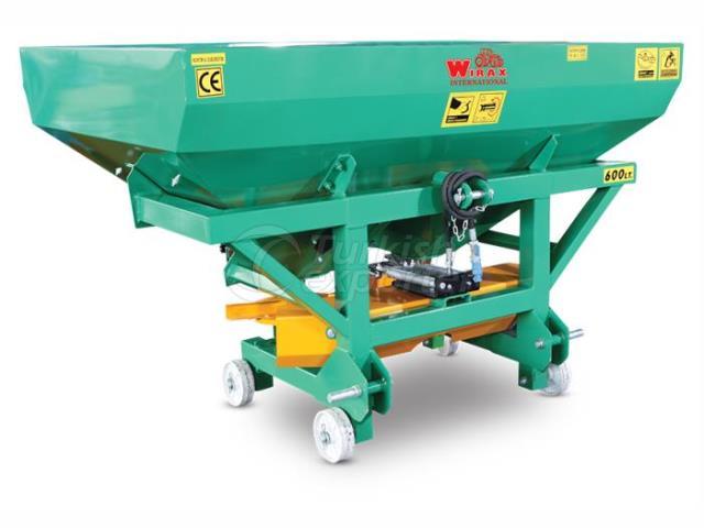 Fertilizer Spreader Machine FSM-6
