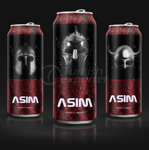 ASIM  الشراب الطاقة