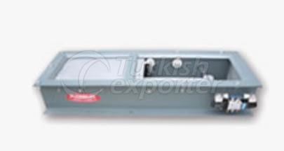 Electro Pneumatic Controlled Sliding Gate
